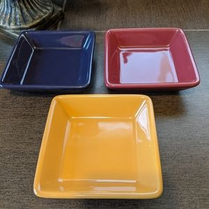 Pampered Chef Condiments Dipping Trays